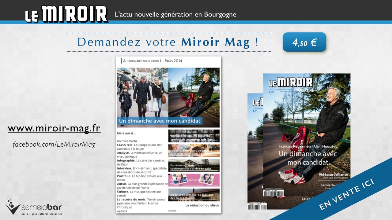 Le Miroir Magazine